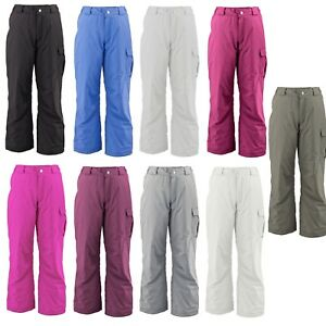 WHITE SIERRA YOUTH CRUISER GIRLS INSULATED SNOW SKI SNOWBOARDING WINTER PANT