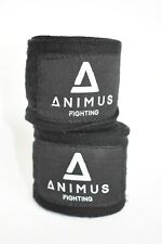 Hand Wraps, 2pack, Black, 180 Inches