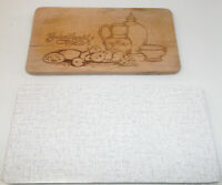 2 Schneidebrette Frühstücksbrettchen Holz