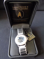 Star Trek Valdawn Next generation Borg Cube Watch New in package NOS