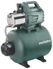 Metabo Hauswasserwerk HWW 6000/50 Inox 6000 l/h Wasserwerk Pumpe Neuware