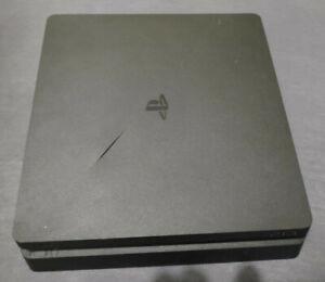 ps4 500gb Hs - suite à choc - Affiche IMPOSSIBLE DEMARRER PS4