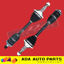 2 BRAND NEW CV JOINT DRIVE SHAFT FORD TERRITORY FRONT SX SY SZ 4/04-