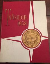 1958 WESTERN KENTUCKY STATE COLLEGE Yearbook