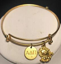 Bracelet New Alpha Delta Pi Bracelet Alpha Delta Pi Bracelet Sorority Charm