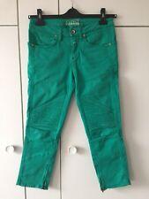 d82edff452eafe ❤️CLOSED*Jeans CROPPED BIKER*Gr. 29*sanftes Grün*traumhaft schön