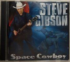 STEVE GIBSON Space Cowboy CD Made In Australia 1999 Very rare
