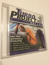 Turbo Project Deluxe Version 3 CD
