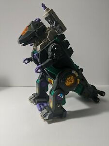 Vintage G1 Transformers Decepticon Trypticon Helipad 1986 Figure Tested & Works