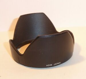 Authentic Tamron AD06 lens hood for 28-300mm f/3.5-5.6 and 18-200mm f/3.5-6.3 XR
