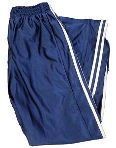 Rugged Bear Boy's Navy Blue Athletic Sports Zip Up Bottom Pants Size 14