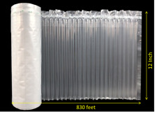 Inflatable Air Pillow Column Wrap For Heavy Duty Packing And Shipping 12 X 830