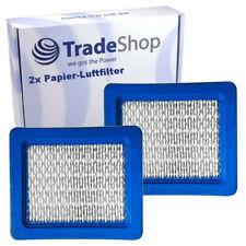 2x Papier-Luft-Filter für Briggs&Stratton 12M800 12M900 12P800 12Q500 12Q800
