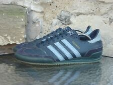 Vintage 1980s Adidas Valencia UK10 Made In West Germany OG Rare City Series 80s