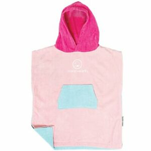 Ocean + Earth Multi I Toddlers Poncho