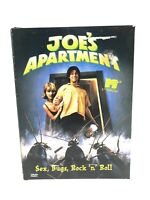 Joe's Apartment (DVD, 1999) Jerry O'Connell Megan Ward MTV's first movie!