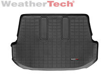 WeatherTech Cargo Liner for Toyota Fortuner - behind 3rd Row - 2007-2013 - Black