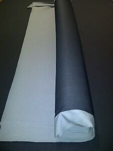 NEOPRENE SHEET MATERIAL GREY MID SD 3mm THICK SECTION SIZE 32cm x 22cm