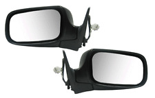 05 06 07 08 Forester Left & Right Power No Heat Mirror Pair L+R