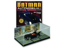 Batman ~ Animated Series #164 Vehicle with #22 Collector Magazine ~ by Eaglemoss