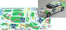 1/43 Decal BMW 320d 'Ja zum Ring' 24h Nürburgring 2008