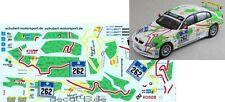1/43 Décalque BMW 320d 'oui au Ring' 24 H Nurburgring 2008