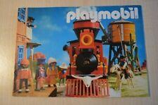 7281 playmobil folder brochure leaflet prospekt 1990 MEDIUM