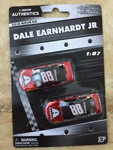Dale Earnhardt Jr. #88 Wave 3 Axalta Last Ride Liquid 2019 Nascar Authentics