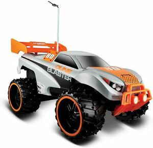 "Maisto Tech Remote Control Car "" Off Road Dune Blaster (Orange/Grey) R/C Car"
