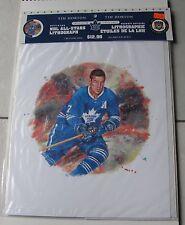 TIM HORTON / NHL ALL-STARS LITHOGRAPH / 2002 CANADA POST