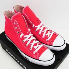 NIB CONVERSE Men's Chuck Taylor All Star CTAS Crimson High Top Sneakers Shoes