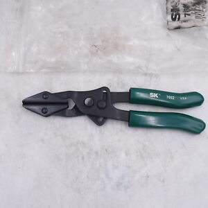 Sk Professional Tools 7602 Hose Pinch Pliers,Automotive,Green,9 In