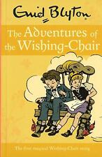 The ADVENTURES of the WISHING-CHAIR by ENID BLYTON - NEW PAPERBACK