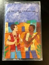 A JOHNNY CLEGG AND JULUKA COLLECTION NEW CASSETTE TAPE