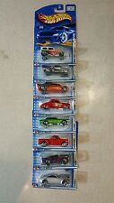 Hot Wheels 2001 First Editions Complete Set Lot Of 36 Cars -- 018