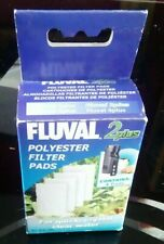 Fluval 2 Plus 4 pack 2 plus Water Polyester Filter Pad