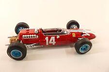 Transformation on Brumm Ferrari 512 F1 #14 Rodriguez Gp United States 1965 1/43