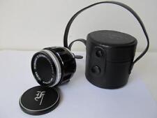 Olympus E. Zuiko 38mm f/3.5 Auto-Macro Lens for PEN-F/FT ****