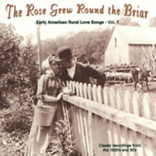 Various Artists - Rose Grew Round the Briar 1 / Various [New CD]