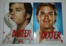 DEXTER Seasons One & Two, DVD, EUC, FREE SHIPPING!!