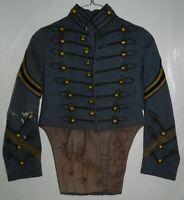 Vintage Military Academy Jacket by Rowland Uniforms, Philidelphia