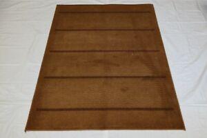 "5'3"" x 8'0"" ft. Handmade Oriental Wool Area Rug"