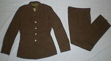 Vintage Soviet Russian Military Uniform Army Soldier Suit Jacket Pants CCCP 50-3