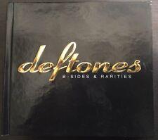 Deftones – B-Sides & Rarities Box  CD+DVD NTSC 2005 Us Maverick  EX/NM/NM