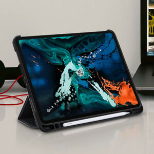 For iPad Pro 12.9 / 10.5 / 9.7 inch Case   Ringke Smart Cover with Pencil Holder