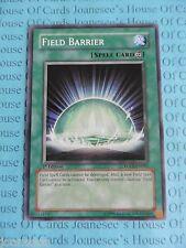 Field Barrier FOTB-EN042 Common Yu-Gi-Oh Card 1st Edition