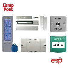 ESP ez-tag3pro SINGLE DOOR prossimità/kit di inserimento del codice