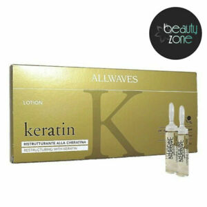 Allwaves- Keratin restructuring lotion 12x10 ml