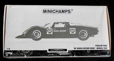 Minichamps 100 676100 Porsche 906E - BP World Record Run - Monza 1967, 1/18, mb