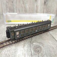 MINITRIX 13716 - Spur N - Personenwagen - K.Bay.Sts.B. 3. Klasse - OVP - #X33009